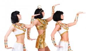 Egyptian choreography