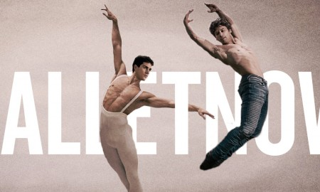 Roberto Bolle and Herman Cornejo