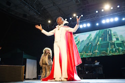 André De Shields as the Wiz