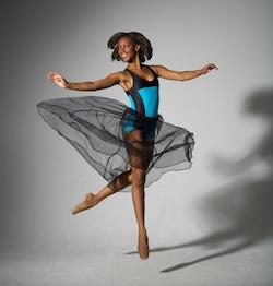 Former Ailey II dancer