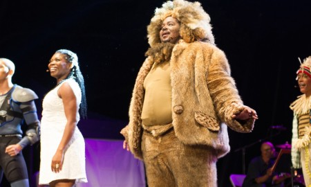 'The Wiz' at SummerStage