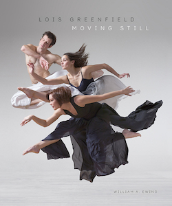 Lois Greenfield book cover Moving Still