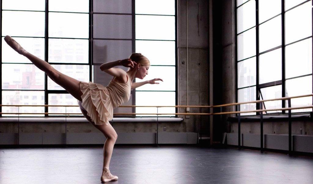 Freelance dancer Donna Salgado