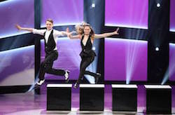 'SYTYCD' tap routine