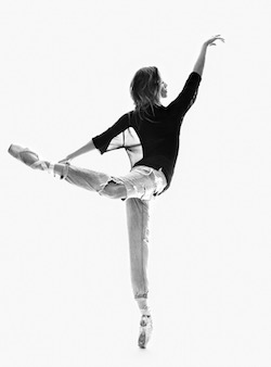 Vaganova Academy ballerina