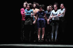 Cuban contemporary dance