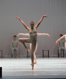 Pennsylvania Ballet Principal Lauren Fadeley