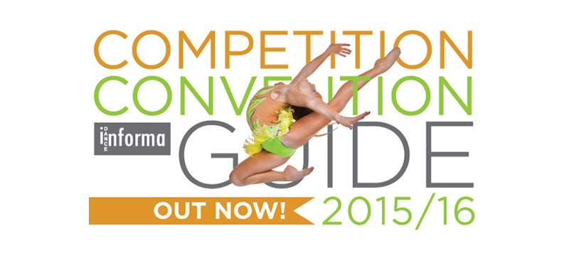 Dance Competition and Convention Guide