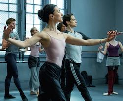 Irina Dvorovenko and Sascha Radetsky in 'Flesh and Bone'.