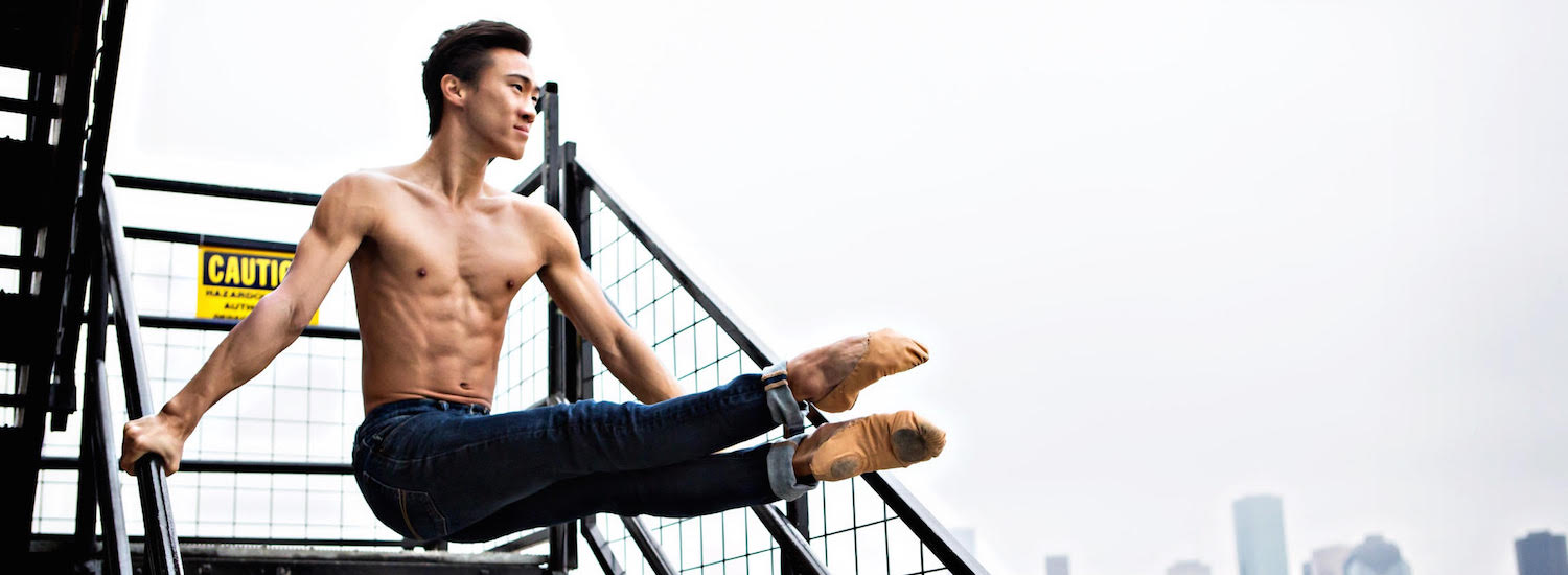 Jim Nowakowski from Season 12 of SYTYCD.