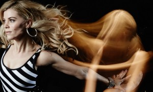 Choreographer Lauren Adams. Photo by Lee Cherry