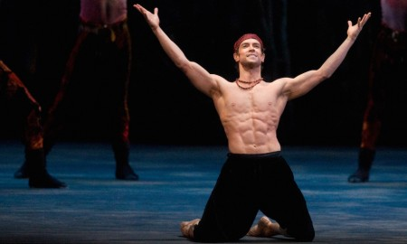 Sascha Radetsky in ABT's 'Don Quixote'.
