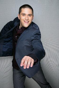 Anthony Morigerato. Photo courtesy of Break The Floor Productions