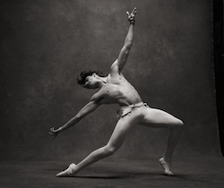 Barton Cowperthwaite. Photo by Ken Browar and Deborah Ory for NYC Dance Project