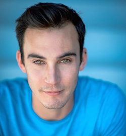 Reed Luplau, who is part of the Ensemble in the Broadway revival of 'Fiddler on the Roof'