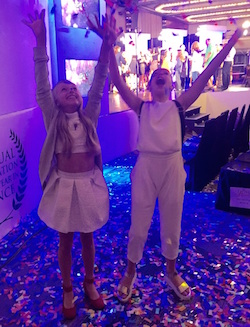 The night Jaycee and Tate found out they both won Junior Best Dancer 2015 at The Dance Awards.