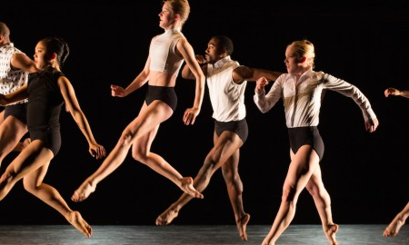 Choreographer Larry Keigwin's piece, 'Exit Like an Animal', from New Dances: Edition 2014 at Juilliard