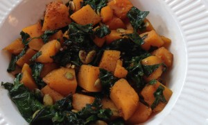 fall nutrition recipe