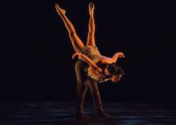 Aspen Santa Fe Ballet's 'Silent Ghost' by Alejandro Cerrudo. Photo by Rosalie O' Connor.