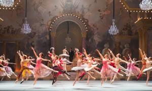 Boston Ballet in Mikko Nissinen's 'The Nutcracker'. Photo by Rosalie O'Connor.
