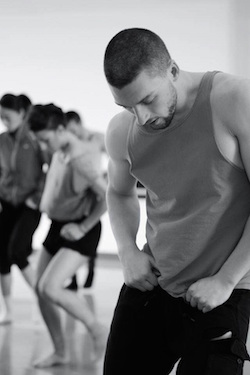Chris Bloom, dancer with Ballet Hispanico. Photo by Madeline Campisano