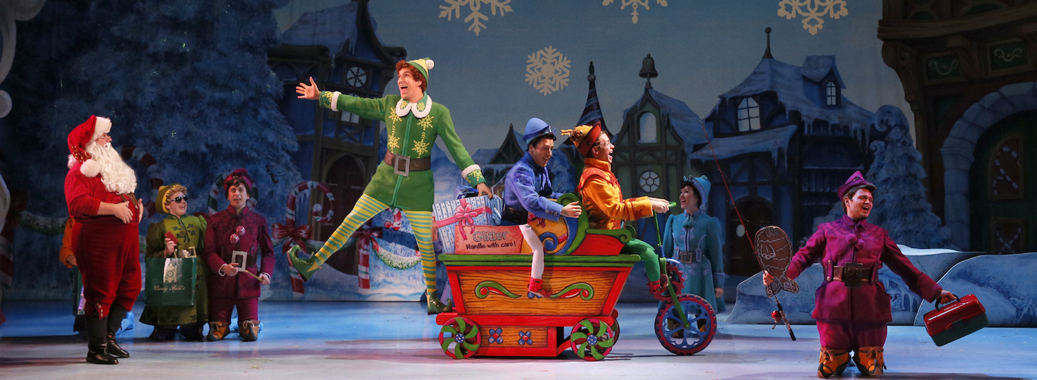 'Elf: The Musical' On Tour. Photo courtesy of 'Elf'.