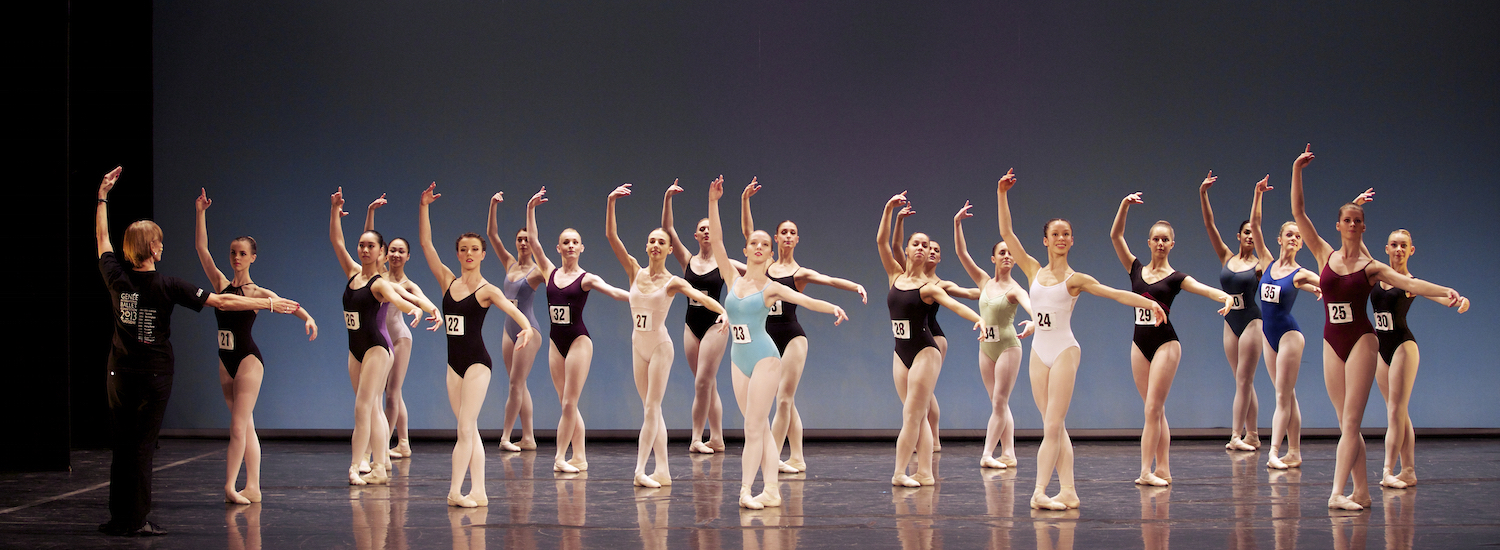 Genée International Ballet Competition 2013. Photo by Andy Ross.