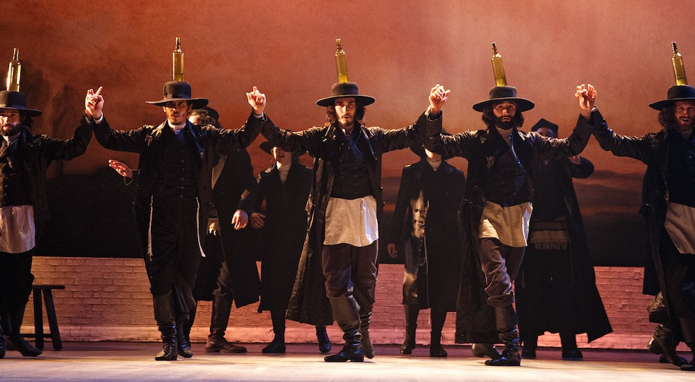 Quot Fiddler On The Roof Quot A Broadway Revival