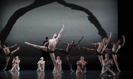 Martha Graham's The Rite of Spring