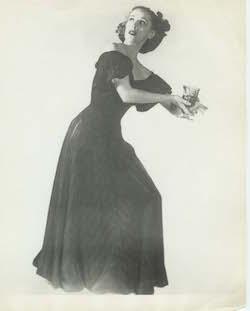 Modern dance pioneer