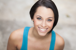 Nicole Pavone, Swing in 'Elf: The Musical' On Tour. Photo courtesy of 'Elf'.