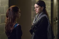 Sarah Hay and Irina Dvorovenko in 'Flesh and Bone'. Photo courtesy of Starz