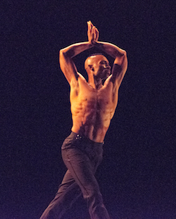 Desmond Richardson in 'Imprint/Maya. Photo courtesy of Complexions.