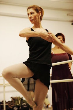 Irene Kent, dancer and educator, founded Starbound Talent and Consulting in 2015. Photo courtesy of Kent.