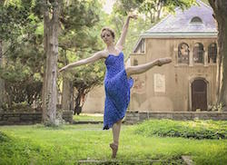Maggie Kudirka. Photo by Luis Pons.