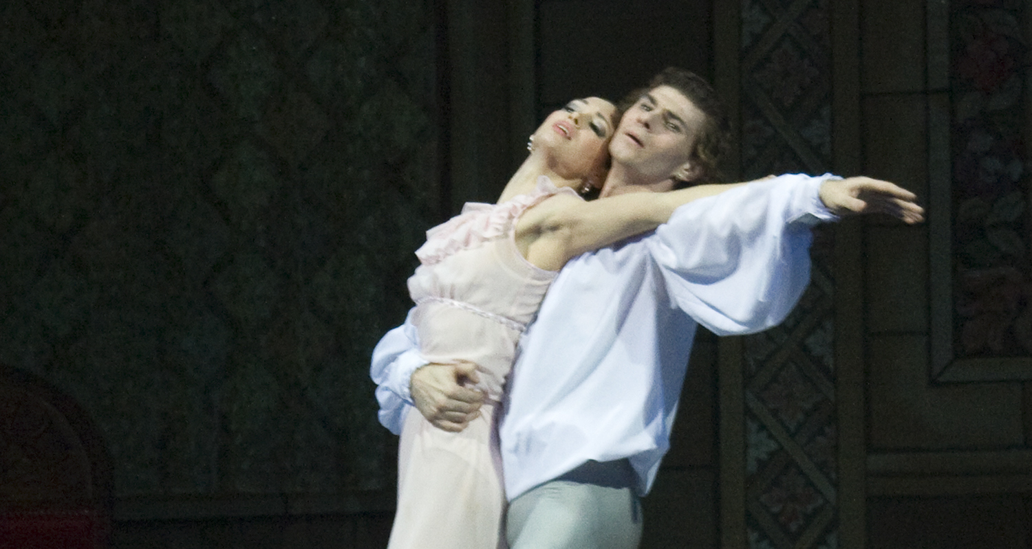 Romeo and Juliet ballet