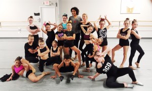 Broadway Connection class