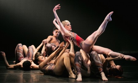 Elisa Monte Dance Company. Photo by Matthew Murphy
