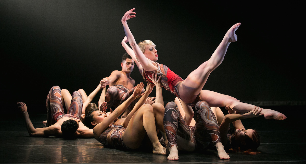 Elisa Monte Dance Company. Photo by Matthew Murphy