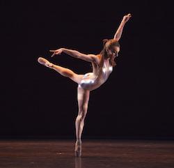 Jackie Nash of Atlanta Ballet
