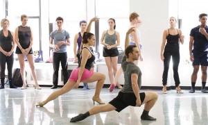 dance class in New York