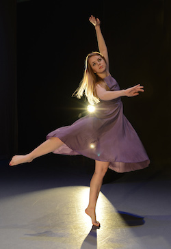Christian MFA in Dance Program