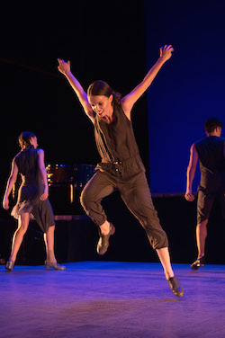 Dorrance Dance will perform at this year's Bates Dance Festival. Photo by Christopher Duggan.