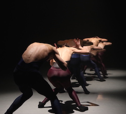 Jae Man Joo's Into the Light. Photo by Cesar Brodermann, courtesy of Peridance Contemporary Dance Company.