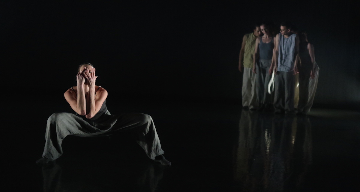 Dance review peridance contemporary dance company for Contemporary dance new york