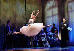 Tiler Peck and company
