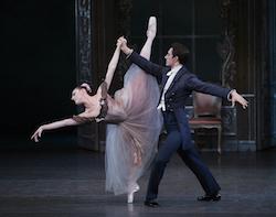 George Balanchine's Liebeslieder Walzer