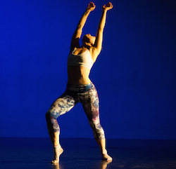 Dancer Wisty Andres. Charles Daniels Photography.