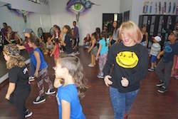 L.A. dance studio