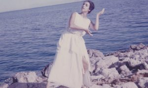 Wendy Osserman in Greece in 1964. Photo courtesy of Osserman.